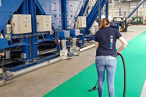 schoonmaakbedrijf-velp fabriek schoonmaken