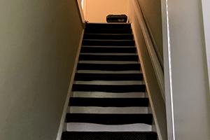 Schoonmaakbedrijf Wolfheze schoonmaken trap